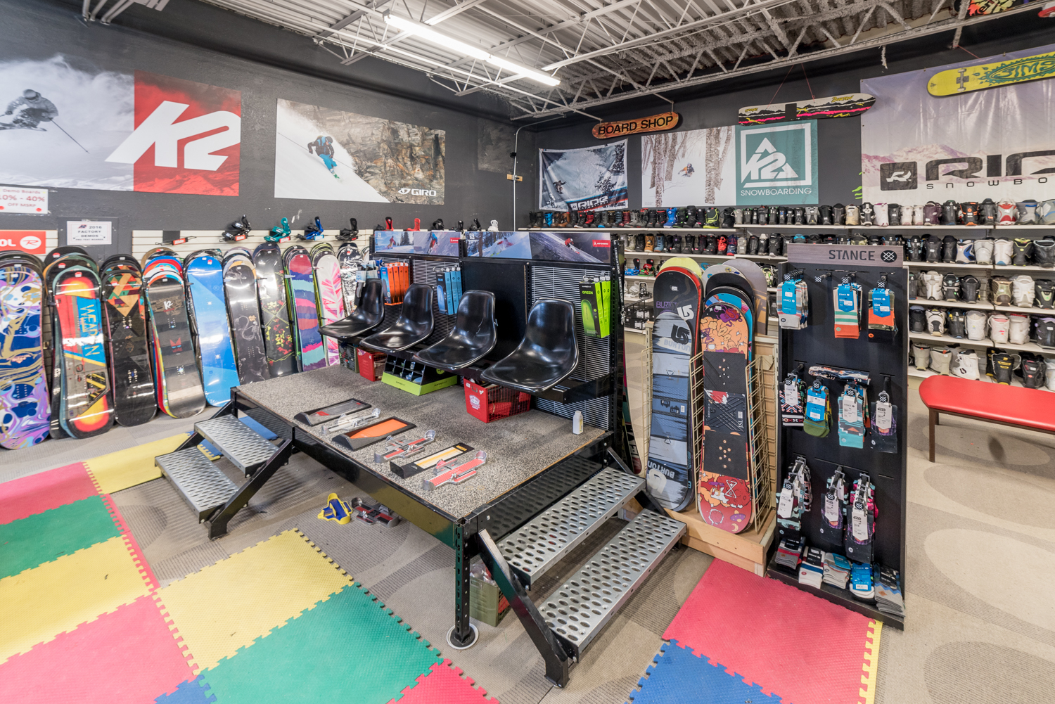 Ski equipment deals denver